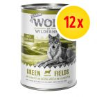 Wolf of Wilderness Senior 12 x 400 g - Pack Ahorro