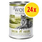 Wolf of Wilderness Senior Multibuy 24 x 400g