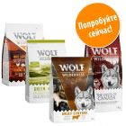 Wolf of Wilderness Adult в смешанной упаковке