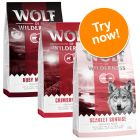 "Wolf of Wilderness Adult Classic ""Red"" Trial Pack 3 x 1kg"