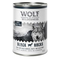 Wolf of Wilderness Adult Classic 6 x 400g