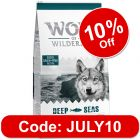 """Wolf of Wilderness Adult """"Deep Seas"""" - Herring"""