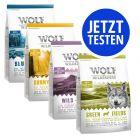 Wolf of Wilderness Adult - gemischtes Probierpaket