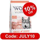 """Wolf of Wilderness Adult """"Great Desert"""" - Turkey"""