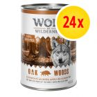 Wolf of Wilderness Adult Multibuy 24 x 400g