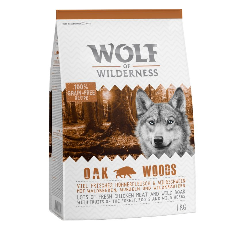 "Wolf of Wilderness Adult ""Oak Woods"" - Αγριογούρουνο"