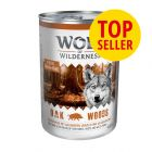 Wolf of Wilderness Adult, Oak Woods Vildsvin