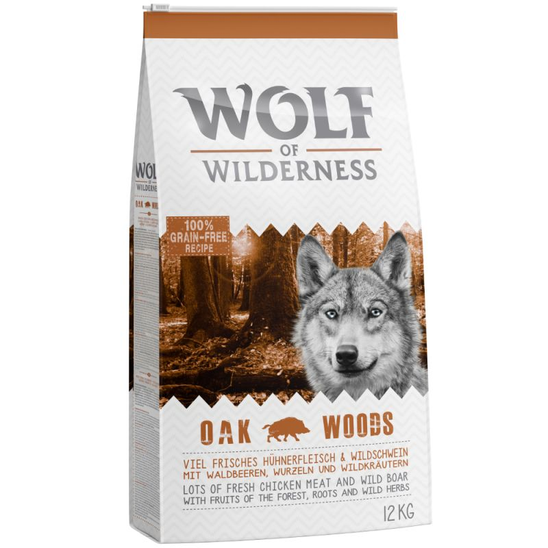 "Wolf of Wilderness Adult ""Oak Woods"" – Wild Boar"