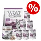 Wolf of Wilderness Adult Probierpaket zum Sonderpreis!