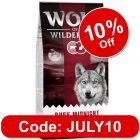"Wolf of Wilderness Adult ""Ruby Midnight"" – Beef & Rabbit"