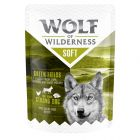 "Wolf of Wilderness Adult ""Soft"" Pouches 6 x 300g"