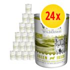 Wolf of Wilderness Adult -säästöpakkaus 24 x 400 g