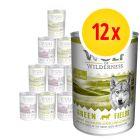 Wolf of Wilderness Adult -säästöpakkaus 12 x 400 g