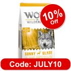 """Wolf of Wilderness Adult """"Sunny Glade"""" - Venison"""