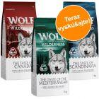 """Wolf of Wilderness Adult """"The Taste Of"""" miešané balenie"""