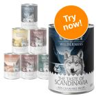 "Wolf of Wilderness Adult ""The Taste of"" Mixed Pack"
