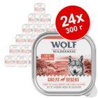 Икономична опаковка: Wolf of Wilderness Adult 24 x 300 г