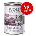 Wolf of Wilderness Adult, 1 x 400 g