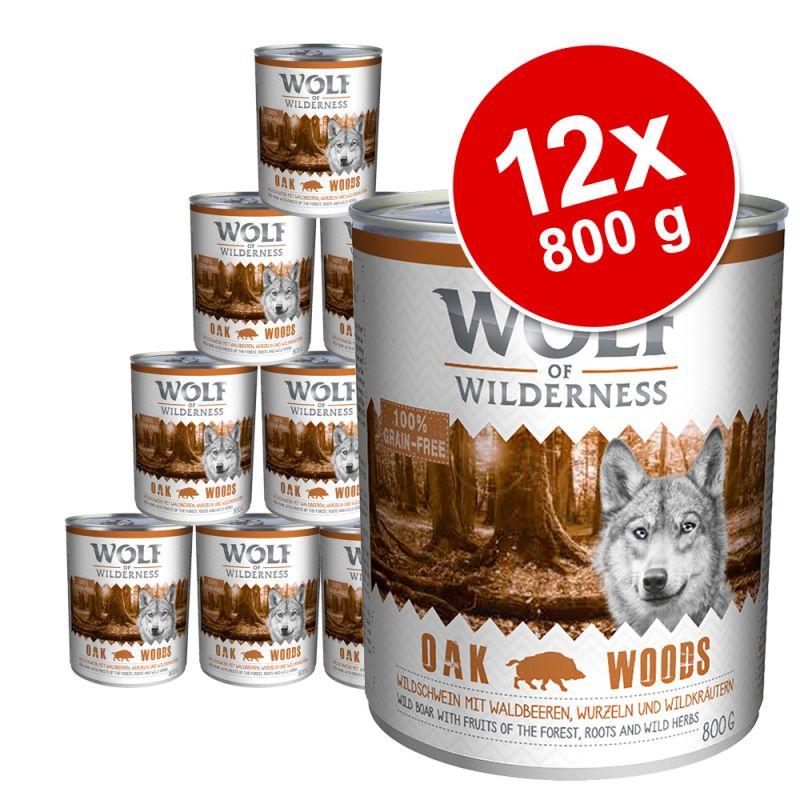 Wolf of Wilderness Adult 12 x 800 g