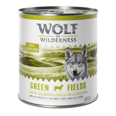 Wolf of Wilderness Adult 12 x 800 g