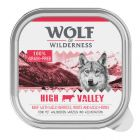 Wolf of Wilderness Adult 6 x 300 g; 5 +1 rasia kaupan päälle!