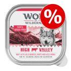 Wolf of Wilderness Adult 6 x 300 g  rendkívüli árengedménnyel!