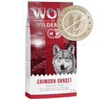 "Wolf of Wilderness Adulte ""Crimson Sunset"" agneau chèvre"