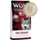 """Wolf of Wilderness Adulte """"Ruby Midnight"""" bœuf, lapin"""