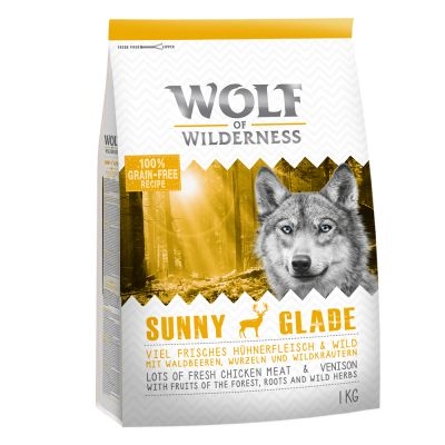 Wolf of Wilderness Adulte