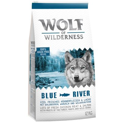 Wolf of Wilderness Blue River - lohi