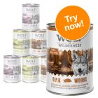 Wolf of Wilderness Classic Adult Mixed Packs
