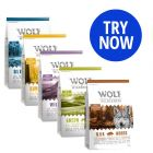 """Wolf of Wilderness """"Classic"""" Mixed Trial Pack"""