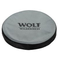Wolf of Wilderness Dog Frisbee