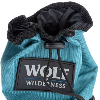 Wolf of Wilderness Dog Snack Bag