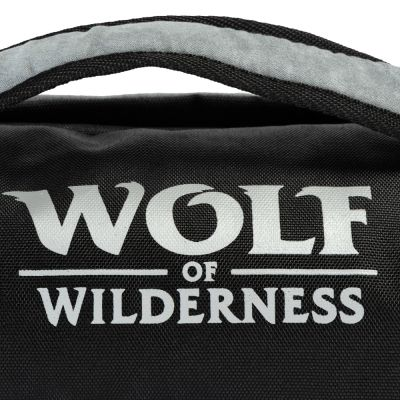 Wolf of Wilderness Dog Travel Blanket