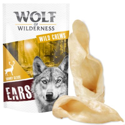 Wolf of Wilderness - Dried Venison Ears