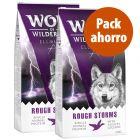 Wolf of Wilderness Elements 2 x 12 kg - Pack Ahorro