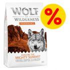 Wolf of Wilderness Explore, różne rodzaje w super cenie!