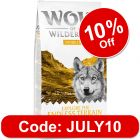 """Wolf of Wilderness """"Explore The Endless Terrain"""" - Mobility"""