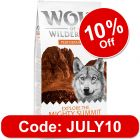 """Wolf of Wilderness """"Explore The Mighty Summit"""" - Performance"""
