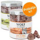 Wolf of Wilderness - fagyasztva szárított prémium-snack mix