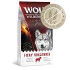 "Wolf of Wilderness ""Fiery Volcanoes"", agneau"