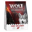 "Wolf of Wilderness ""Fiery Volcanoes"" - Lam"