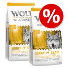 Wolf of Wilderness - gazdaságos csomag 2 x 12 kg