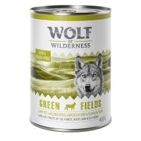 Wolf of Wilderness Hondenvoer 6 x 400 g