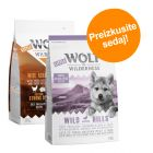 Wolf of Wilderness Junior - poskusno pakiranje (2 x 1 kg)