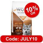 """Wolf of Wilderness Junior """"Soft - Wide Acres"""" - Chicken"""