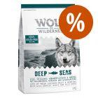 Wolf of Wilderness 1 kg pienso para perros a ¡precio especial!