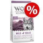 Wolf of Wilderness koiranruoka 12 kg erikoishintaan!