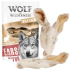 """Wolf of Wilderness """"Meadow Grounds"""" - Urechi de iepure cu blană"""